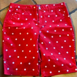 Pants - Gloria Vanderbilt shorts. Size 12